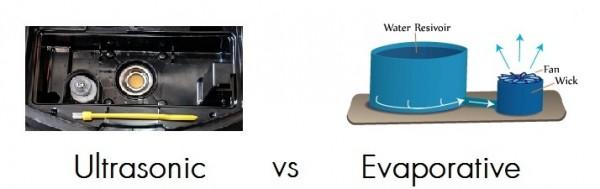Evaporative-vs-Ultrasonic-Humidification