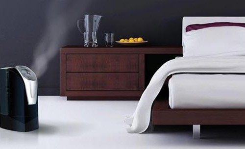 humidifier bedroom